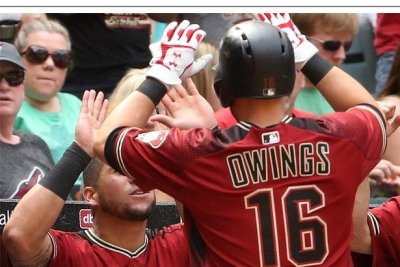 Arizona Diamondbacks stop surging Cleveland Indians with sweep