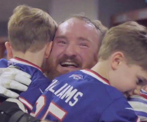 Buffalo Bills thank Cincinnati Bengals for getting them into playoffs