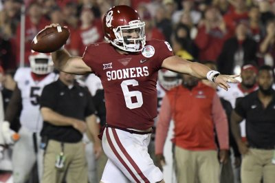Agent: Patriots considered trading to draft Mayfield