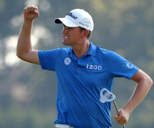 Players Championship: Webb Simpson dedicates win to mom