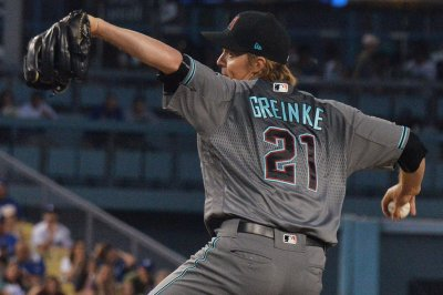 Diamondbacks need strong showing from Greinke vs. Rockies