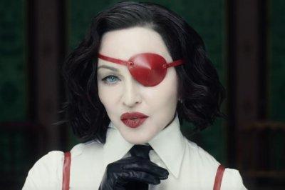 Madonna, Maluma fall in love in 'Medellin' music video