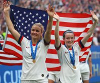 Soccer: U.S. women to face Sweden, Australia in Olympics