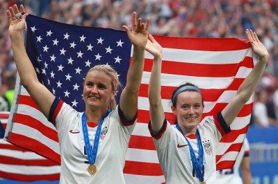 Soccer: U.S. women to face Sweden, Australia in Olympics