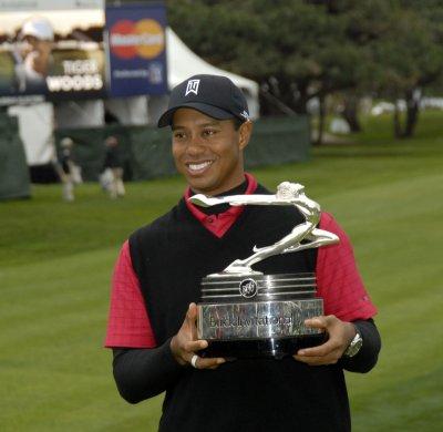 Woods -- again -- wins McCormack Award