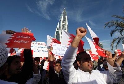 Shiite unrest spurs Saudi Arabian jitters