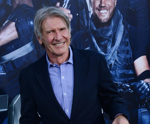 Harrison Ford makes first official post-crash appearance at 'Star Wars' Comic-Con panel