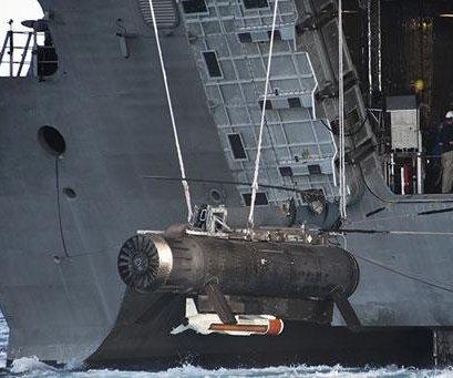 Raytheon, Navy enhancing mine-hunting system