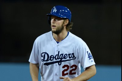 Despite playoff history, Los Angeles Dodgers tab Clayton Kershaw for Game 1