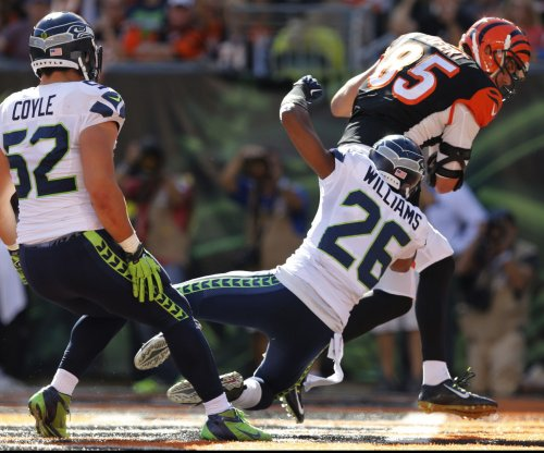 Seattle Seahawks' Marshawn Lynch, Bobby Wagner questionable for Sunday