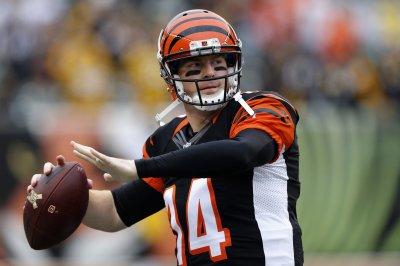 Cincinnati Bengals' Andy Dalton feeling at ease in preseason
