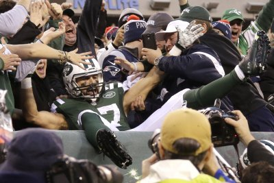 Fantasy Football: New York Jets fear WR Eric Decker may be seriously injured