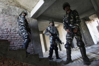 Two suspected militants in Kashmir gunbattle killed by Indian Army