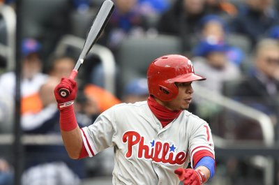 Philadelphia Phillies place Cesar Hernandez on DL, activate Joaquin Benoit