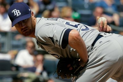 MLB: Tampa Bay Rays blank Boston Red Sox