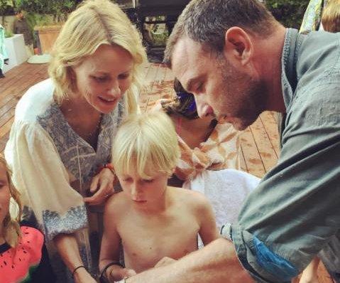 Naomi Watts, Liev Schreiber reunite for son Sasha's 10th birthday