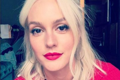 'Gossip Girl' alum Leighton Meester goes platinum blonde