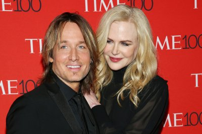 Nicole Kidman, Keith Urban cozy up at TIME 100 gala