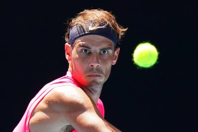 Australian Open: Rafael Nadal loses just 5 games in 1st round rout