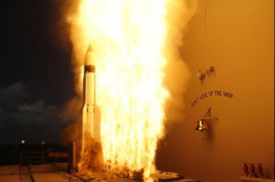 Raytheon nabs $2.1B for work on Standard Missile-3 Block IB rounds