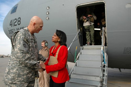 Promotion proposed for U.S. Army's Odierno