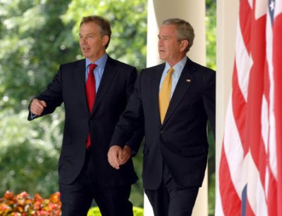 Bush, Blair talks focus of Iraq inquiry