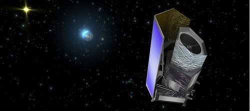 NASA to join in 'dark universe' hunt