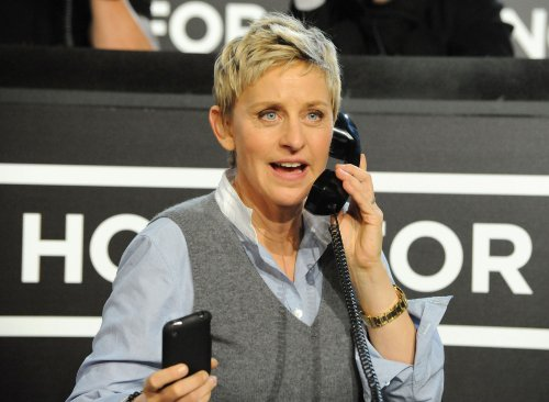 DeGeneres fine after suffering chest pains