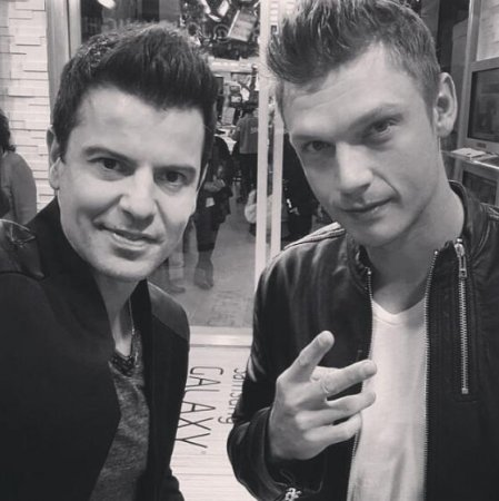 Nick Carter and Jordan Knight team up on new album 'Nick & Knight'