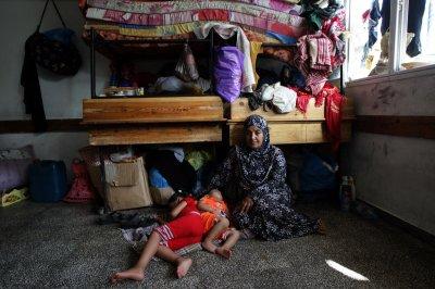 Ban Ki-moon: 'Nothing is more shameful than attacking sleeping children'