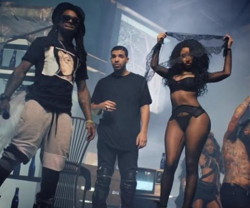 Nicki Minaj releases video for 'Only' ft. Drake, Lil Wayne, Chris Brown