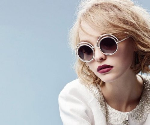 Lily-Rose Depp is the new face of Chanel Eyewear