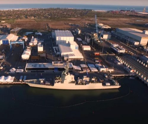 AWD Alliance lays keel for third Australian destroyer