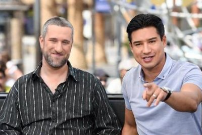 Dustin Diamond talks time in jail, 'Saved by the Bell' tell-all book with Mario Lopez