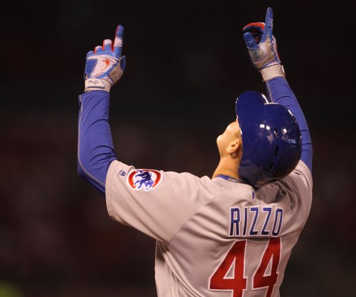 Anthony Rizzo, Tommy La Stella help Chicago Cubs rally past Milwaukee Brewers