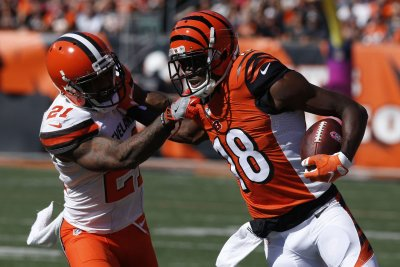 Cleveland Browns sign CB Jamar Taylor to 3-year, $15-million deal