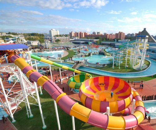 KCNA: North Korea builds water park in Russia