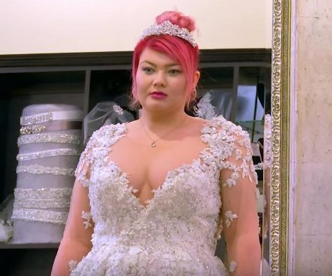 Report: 'Teen Mom' star Amber Portwood puts wedding on hold
