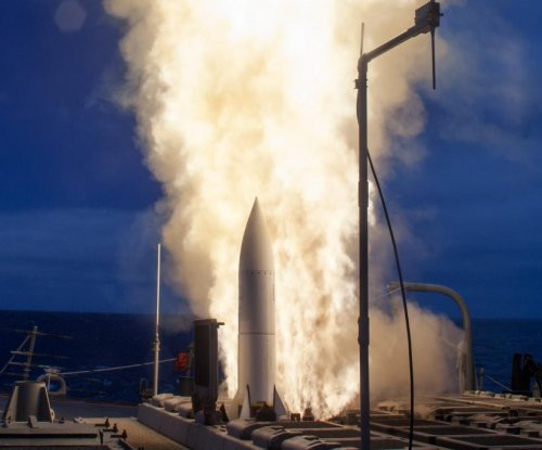 Raytheon receives Standard Missile contract for U.S., foreign navies