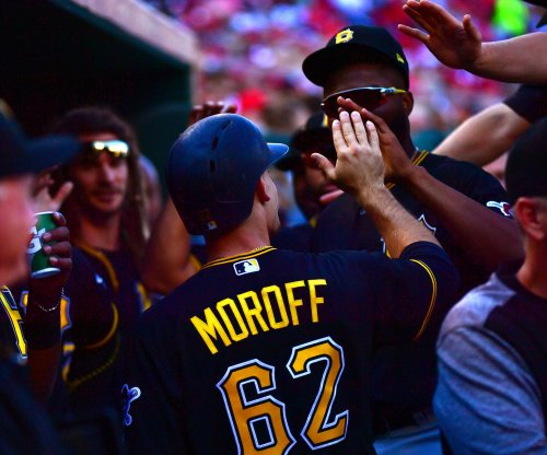Pittsburgh Pirates knock off playoff-minded Washington Nationals