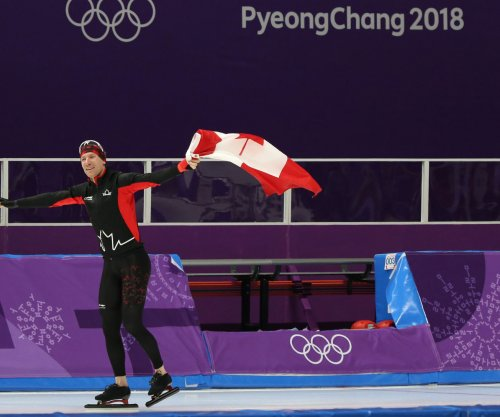 Canadian Bloemen ends Dutch dominance in Pyeongchang Games speed skating