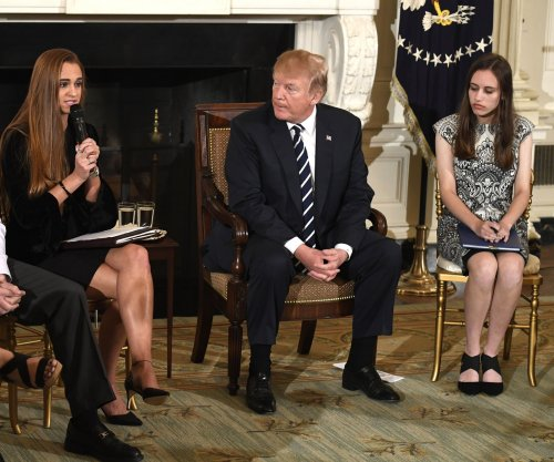 Watch live: Trump hosts listening session with Florida survivors