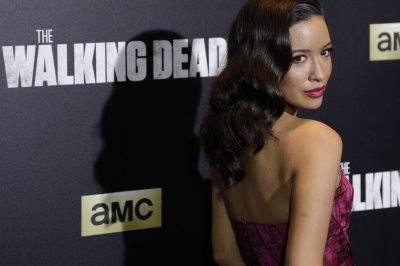 'Walking Dead' actress Christian Serratos in talks for 'Selena' role