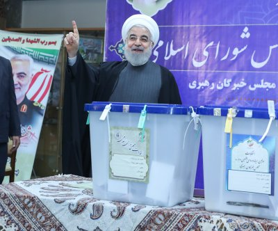 Iran votes in first parliamentary elections since U.S. left nuclear deal