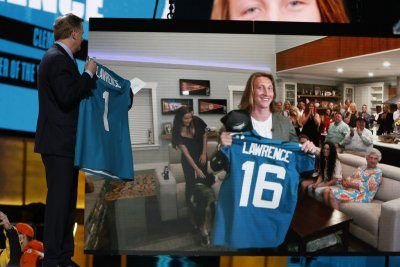 Jacksonville Jaguars QB Trevor Lawrence signs 4-year rookie contract