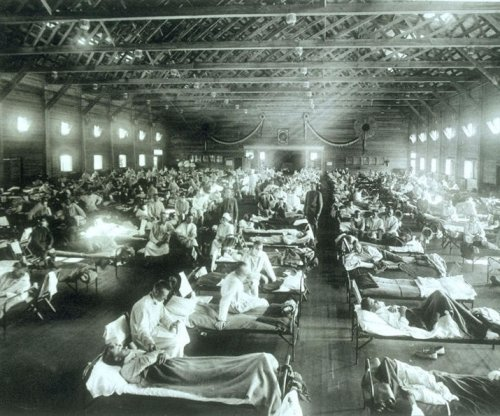 U.S. COVID-19 death toll surpasses total of 1918 Spanish flu pandemic