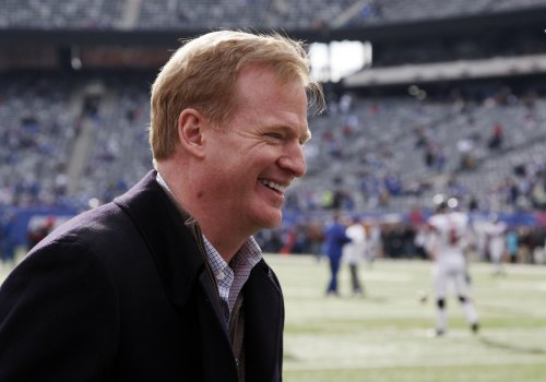 NFL extends Goodell's contract