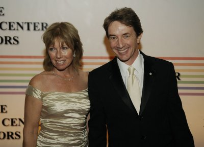 Martin Short's wife Nancy dead at 58
