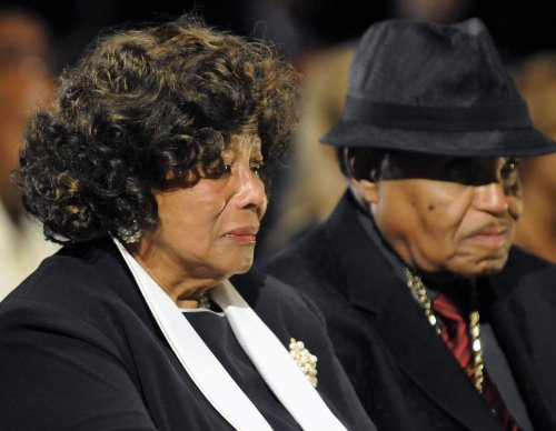 Michael Jackson's father suffers stroke