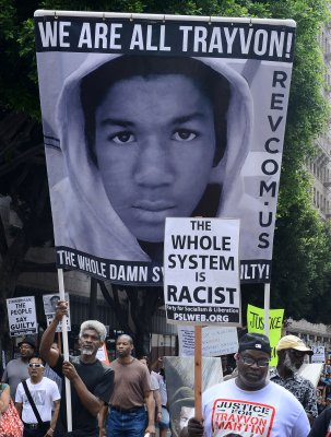 Trayvon Martin slur gets Arkansas woman arrested